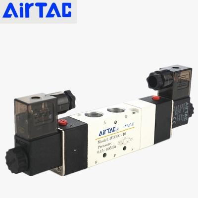 Van điện từ khí nén, solenoid valve AIRTAC 4V130C-06 ,4V230C-08