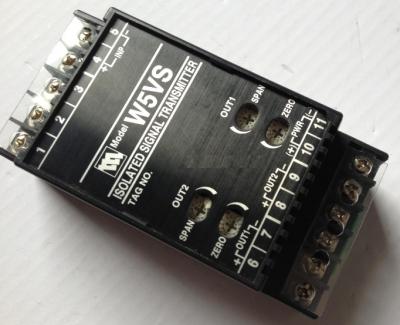 Bộ chuyển đổi tín hiệu M-System, M-SYTEM W5VS Isolator W5VS-AAA-M, W5VS-AAA-R