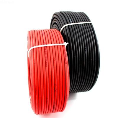 Cáp điện dùng năng lượng mặt trời, DC solar cable PV1-F*1.5mm2, PV1-F*2.5mm2, PV1-F*4mm2, PV1-F*6 mm2