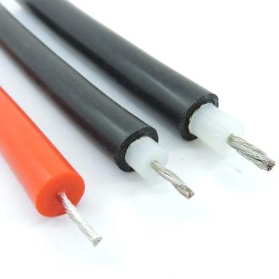 cáp điện cao áp DC, electrostatic DC high voltage line 50-150KV, GEVZ φ5.5-28mm