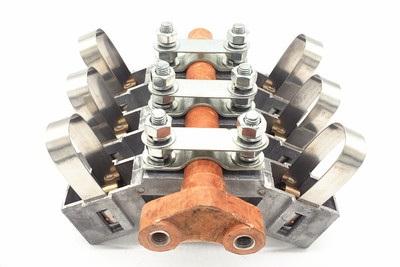 Cụm giá đỡ chổi than, Motor carbon brush holder YZR132, YZR160-180, YZR200-225, YZR250, YZR280, YZR315