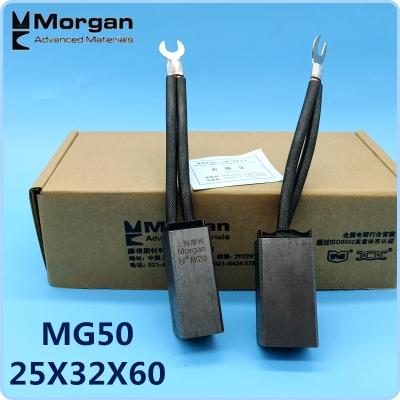 Chổi than Morgan Shanghai, Carbon Brush MG50 25*32*60mm