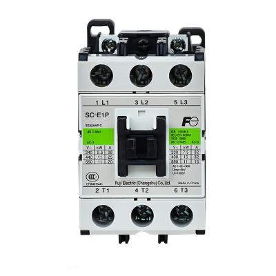 Khởi động từ, Fuji AC contactor SC-E1P, SC-E2P ,SC-E3P, SC-E4P