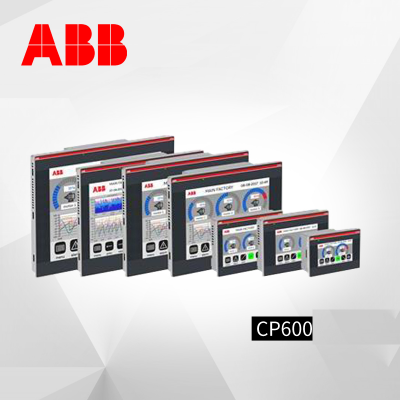 Màn hình điều khiển cảm ứng, ABB touch screen CP600 series HMI human machine interface 4.3 inch widescreen 5.7 inch 7 inch 10.4 inch