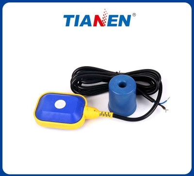 công tắc báo mức  float switch Tianen TEK-1 cable float switch, float level controller